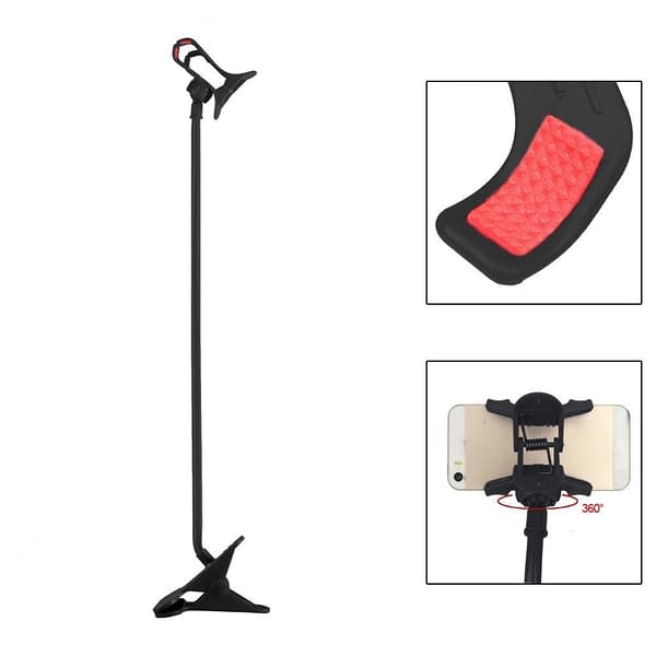 Long and Flexible Universal Cell Phone Holder Compatible Brand: Universal  Refuse You Lose
