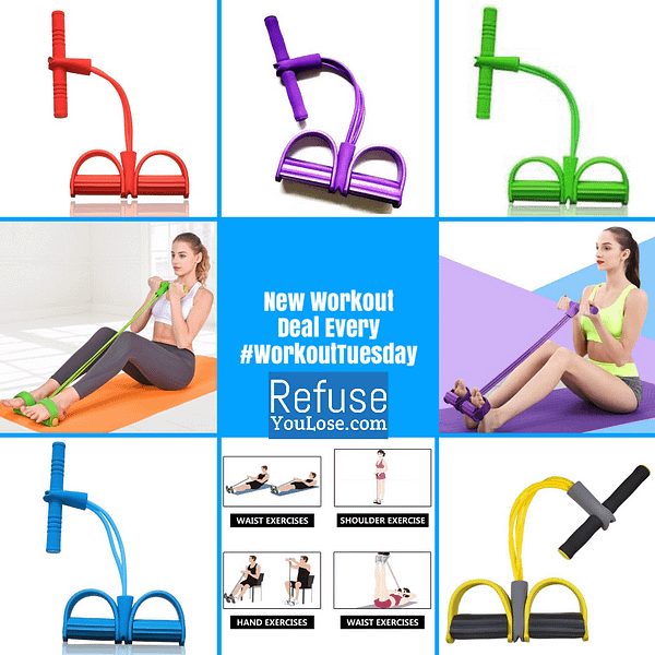 Muscle Tightening Pull Rope brand: Refuse You Lose  Refuse You Lose