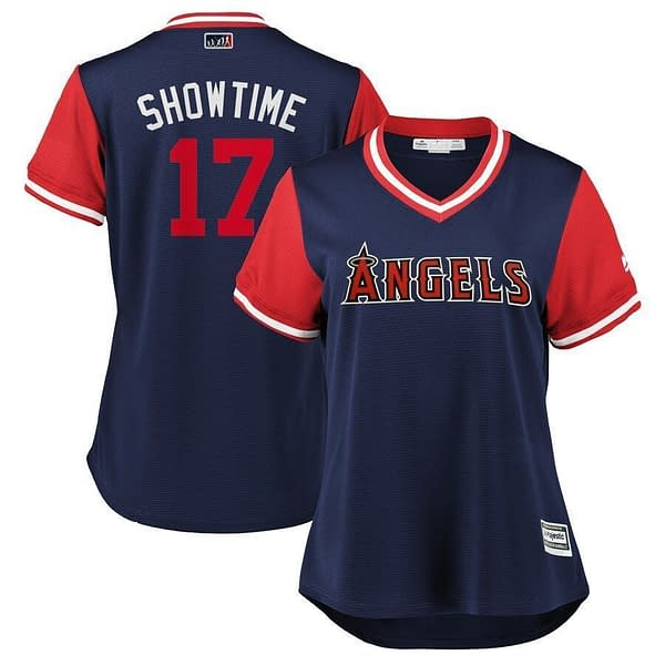 Shohei Ohtani Angels Jersey for Women, Youth, or Men color: 2019 Nickname|2020 Home|2020 Road|2020 Alternate|2018 Nickname|2019 Alternate|Black|2019 Home|2019 Road|Salute to Service  Refuse You Lose