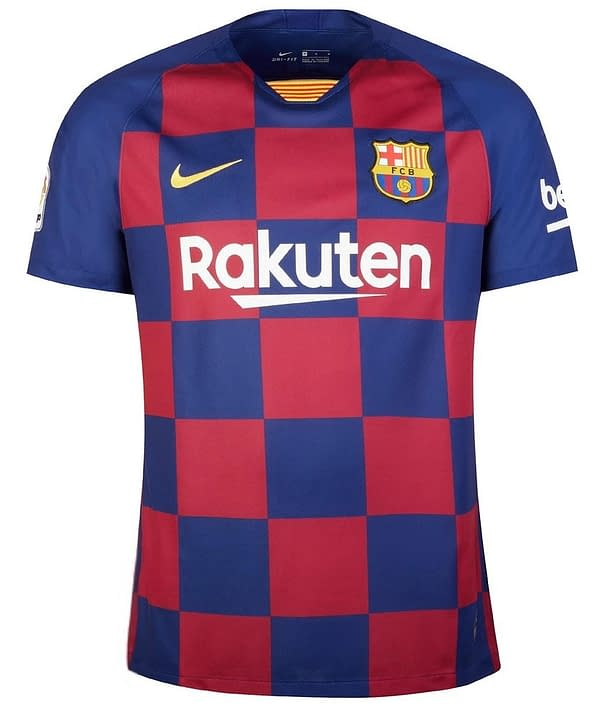 Customizable Barcelona Soccer Jersey For Men, Women, or Youth color: 2018-2019 Home 2018-2019 Road 2018-2019 Third 2019-2020 Home 2019-2020 Road 2019-2020 Third 2020-2021 Home 2020-2021 Road 120th Anniversary  Refuse You Lose