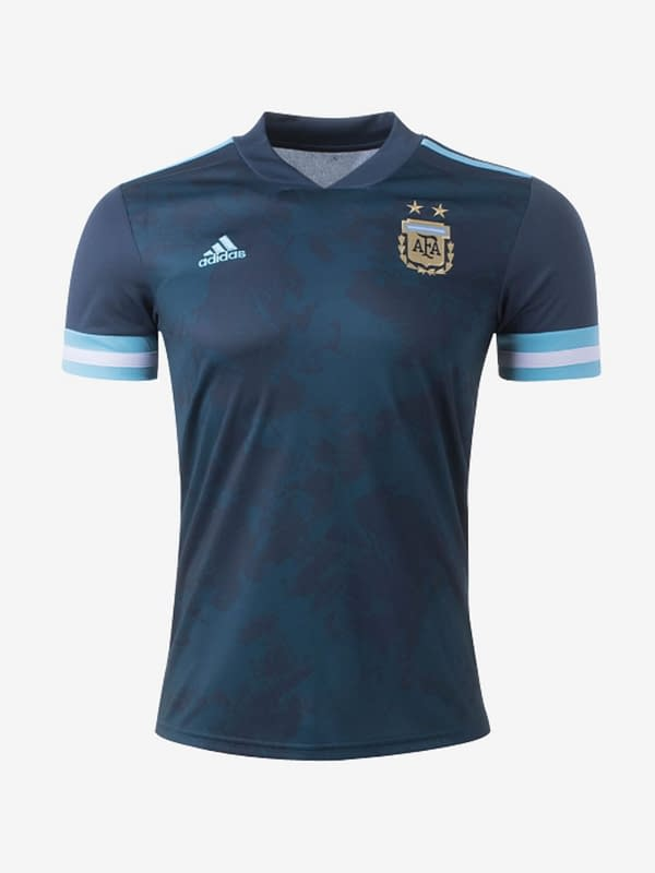 Argentina 2020-2021 Road Soccer Jersey