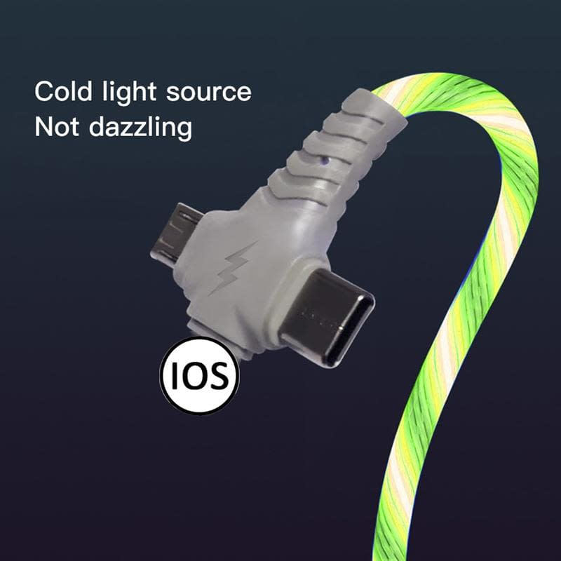3 in 1 LED USB Charger