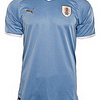 Uruguay Soccer Jersey For Men, Women, or Youth (Any Name and Number) Refuse You Lose color: 2018 Home|2018 Road|2019 Home|2019 Road