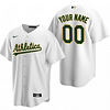 Oakland Athletics MLB Baseball Jersey For Men, Women, or Youth (Any Name and Number) Refuse You Lose color: 2018 Nickname|2019 Alternate Green 1|2019 Alternate Green 2|2019 Alternate Yellow|2019 Nickname|2020 Alternate Green 1|2020 Alternate Green 2|2020 Home|2020 Road|2019 Home|2019 Road|Memorial Day