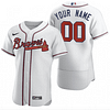 Atlanta Braves MLB Baseball Jersey For Men, Women, or Youth (Any Name and Number) Refuse You Lose color: 2018 Nickname|2019 Alternate Cream|2019 Alternate Navy|2019 Alternate Red|2019 Nickname|2020 Alternate Cream|2020 Alternate Navy|2020 Alternate Red|2020 Home|2020 Road|Black V-Neck|2019 Home|2019 Road|Home Memorial Day|Road Memorial Day