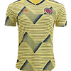 Colombia Soccer Jersey For Men, Women, or Youth (Any Name and Number) color: 2018 Home|2018 Road|2019 Home|2019 Road  Refuse You Lose