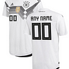 Germany Soccer Jersey For Men, Women, or Youth (Any Name and Number) Refuse You Lose color: Away Home