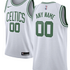 Boston Celtics NBA Basketball Jersey For Men, Women, or Youth (Any Name and Number) color: Black|White|Green  Refuse You Lose