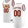 Cleveland Cavaliers NBA Basketball Jersey For Men, Women, or Youth (Any Name and Number) Refuse You Lose color: Black|Black Hardwood Classic|Maroon|White