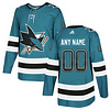 San Jose Sharks NHL Hockey Jersey For Men, Women, or Youth (Any Name and Number) Refuse You Lose color: Alternate|Away|Home