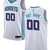 Charlotte Hornets NBA Basketball Jersey For Men, Women, or Youth (Any Name and Number) Refuse You Lose color: Teal|White|Purple