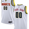 Denver Nuggets NBA Basketball Jersey For Men, Women, or Youth (Any Name and Number) Refuse You Lose color: Blue|White|Navy