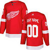 Detroit Red Wings NHL Hockey Jersey For Men, Women, or Youth (Any Name and Number) Refuse You Lose color: Away|Home