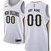 New Orleans Pelicans NBA Basketball Jersey For Men, Women, or Youth (Any Name and Number) color: White|Navy|Red  Refuse You Lose