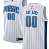 Orlando Magic NBA Basketball Jersey For Men, Women, or Youth (Any Name and Number) color: Black Blue White  Refuse You Lose
