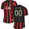 Atlanta United FC MLS Soccer Jersey for Men, Women, or Youth (Any Name and Number) color: 2018 Home|2018 Road|2019 Home|2019 Road  Refuse You Lose
