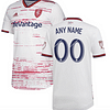 Real Salt Lake MLS Soccer Jersey for Men, Women, or Youth (Any Name and Number) color: 2018 Home|2018 Road|2019 Road  Refuse You Lose