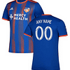 FC Cincinnati MLS Soccer Jersey for Men, Women, and Youth (Any Name and Number) brand: Refuse You Lose  Refuse You Lose