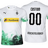 Borussia Mönchengladbach Soccer Jersey for Men, Women, or Youth (Any Name and Number) Refuse You Lose color: Away Third Home