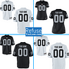 Oakland Raiders NFL Football Jersey For Men, Women, or Youth (Any Name and Number) brand: Refuse You Lose  Refuse You Lose