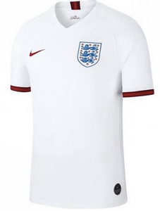 England Soccer Jersey For Men, Women, or Youth (Any Name and Number) color: 2018 Home|2018 Road|2019 Home|2019 Road  Refuse You Lose