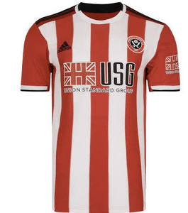 Sheffield United F.C. Soccer Jersey for Men, Women, or Youth (Any Name and Number) Refuse You Lose color: Away Home