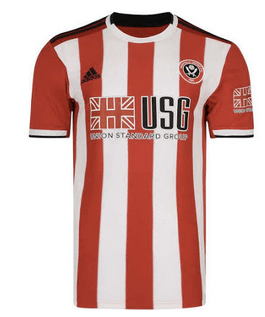 Sheffield United F.C. Soccer Jersey for Men, Women, or Youth (Any Name and Number) Refuse You Lose color: Away|Home