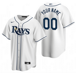 Tampa Bay Rays MLB Baseball Jersey For Men, Women, or Youth (Any Name and Number) Refuse You Lose color: 2018 Nickname|2019 Alternate Light Blue|2019 Alternate Navy|2019 Nickname|2020 Alternate Light Blue|2020 Home|2020 Road|2019 Home|2019 Road|Home Memorial Day|Road Memorial Day