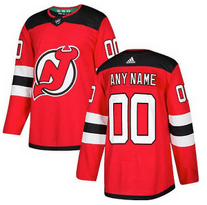 New Jersey Devils NHL Hockey Jersey For Men, Women, or Youth (Any Name and Number) Refuse You Lose color: Away Home