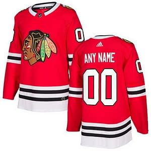 Chicago Blackhawks NHL Hockey Jersey For Men, Women, or Youth (Any Name and Number) Refuse You Lose color: Away Home