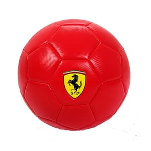 Ferrari Soccer Ball Refuse You Lose color: Black|White|Yellow|Red