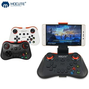 Gamepad Controller For Smart Phone (iOS or Android) and PC Refuse You Lose color: Black|White