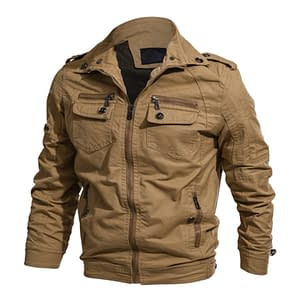 Cotton Casual Jacket for Men Limited Time Deals ⏳ 2020 New Deals 🎉 Best Gifts of 2020 🎁 Best Gifts of 2020 For Men 💪 Deals For Men 💪 Coats For Men color: Black|Khaki|Army Green  Refuse You Lose https://refuseyoulose.com