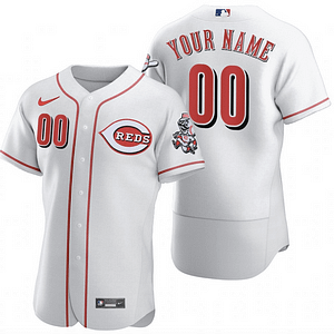 Cincinnati Reds MLB Baseball Jersey For Men, Women, or Youth (Any Name and Number) Refuse You Lose color: 2018 Nickname|2019 Nickname|2020 Alternate|2020 Home|Black V-Neck|2019 Alternate|2019 Home|2019 Road|Camouflage|Memorial Day