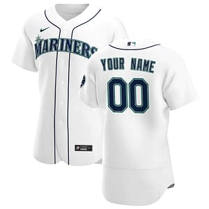 Seattle Mariners MLB Baseball Jersey For Men, Women, or Youth (Any Name and Number) brand: Refuse You Lose  Refuse You Lose