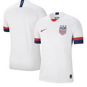 United States (USA) USMNT / USWNT Soccer Jersey For Men, Women, or Youth (Any Name and Number) Refuse You Lose color: 2018 Home|2018 Road|2019 Home|2019 Road