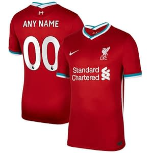 Liverpool Soccer Jersey For Men, Women, or Youth   Custom color: 2018-2019 Home 2018-2019 Road 2018-2019 Third 2019-2020 Home 2019-2020 Road 2019-2020 Third 2020-2021 Home 2020-2021 Road 2020-2021 Third  Refuse You Lose