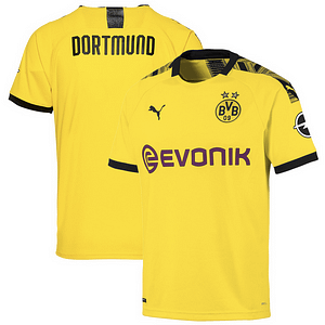 Borussia Dortmund Soccer Jersey For Men, Women, or Youth (Any Name and Number) color: 2018 Home|2018 Road|2019 Home|2019 Road  Refuse You Lose