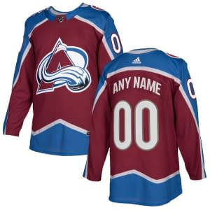 Colorado Avalanche NHL Hockey Jersey For Men, Women, or Youth (Any Name and Number) Refuse You Lose color: Alternate|Away|Home