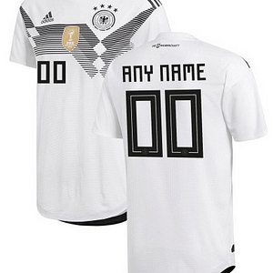 Germany Soccer Jersey For Men, Women, or Youth (Any Name and Number) Refuse You Lose color: Away|Home