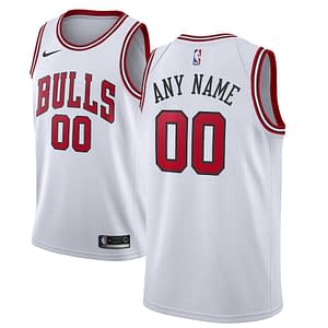Chicago Bulls Basketball Jersey For Men, Women, or Youth   Customizable color: Alternate Black City Edition Home Road  Refuse You Lose