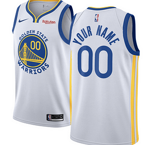 Golden State Warriors NBA Basketball Jersey For Men, Women, or Youth (Any Name and Number) color: Blue|Gray|White  Refuse You Lose