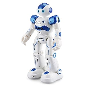 Intelligent Remote Control Robot Refuse You Lose color: Blue|Pink