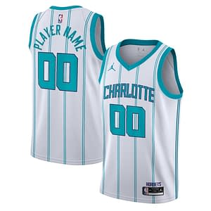 Charlotte Hornets Jersey For Men, Women, or Youth   Customizable color: Alternate Purple City Edition Home Road  Refuse You Lose