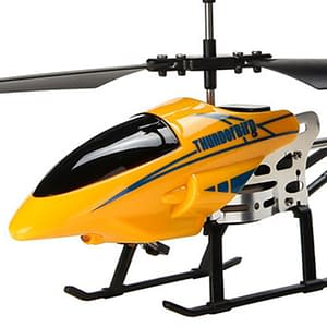 Shatterproof Remote Control Helicopter Drone Refuse You Lose color: D628 2.5 YELLOW|D728 3.5 BLACK|D728 3.5 YELLOW