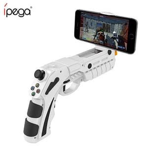 Bluetooth Shooting Gun Gamepad For Android, iOS, and PC Refuse You Lose Type: Gamepads