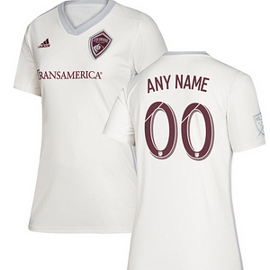 Colorado Rapids MLS Soccer Jersey for Men, Women, or Youth (Any Name and Number) color: 2018 Home|2018 Road|2019 Road  Refuse You Lose