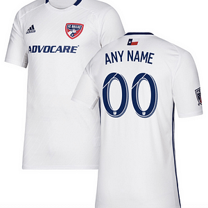 FC Dallas MLS Soccer Jersey for Men, Women, or Youth (Any Name and Number) color: 2018 Home|2018 Road|2019 Road  Refuse You Lose