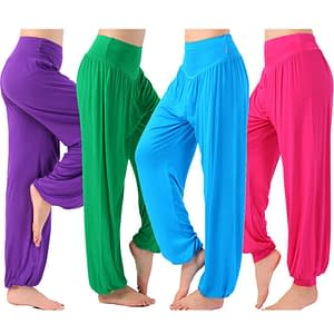 Women's Belly Dance Trousers Refuse You Lose size: Medium|Large|XL|2XL|3XL