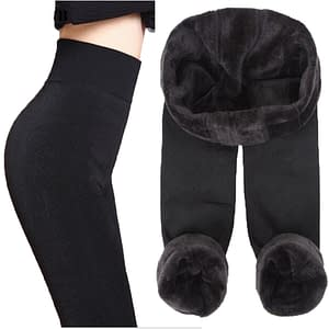 Women's Polyester Warm Leggings Refuse You Lose color: Black|Blue|Red|Gray|Khaki|BROWN|Green|Purple